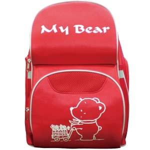 商品:【好乐背】小熊护背书包